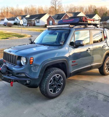 Jeep Renegade Off Road >> Jeep Renegade Archives Valkyrie Off Road Gear